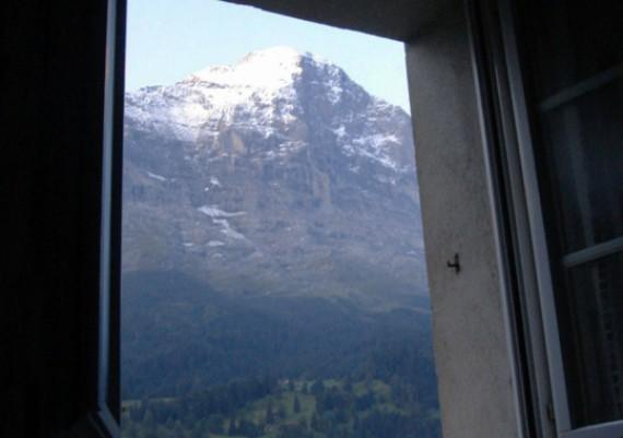 Grindelwald_2008 - Eigernordwand
