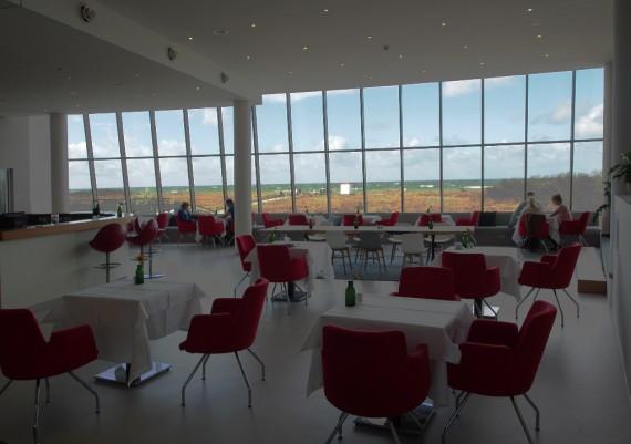 Ahrenshoop_2015 - Panoramafenster im Kurhotel