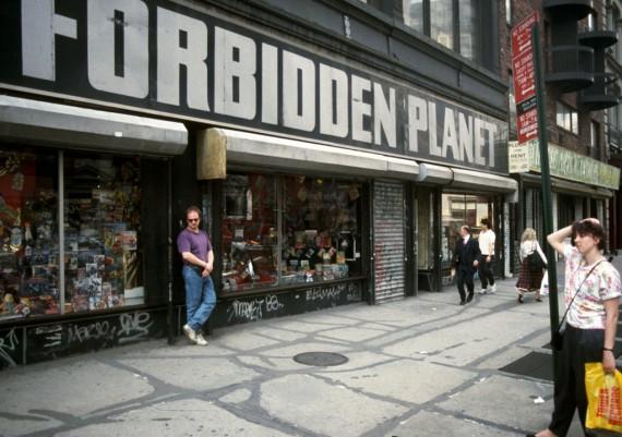 New York 1991